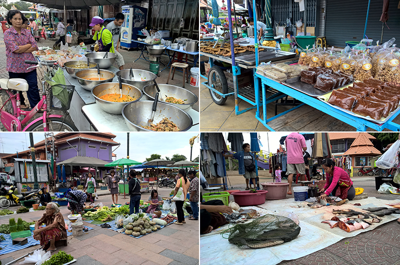 authentic-market-Thailand-food